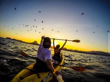 kayak san carlos
