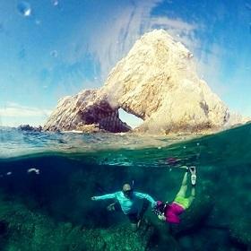 snorkel san carlos